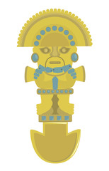 Incas decoration
