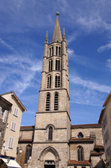 Eglise Saint Michel des Lions à Limoges