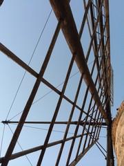 Pala in legno di Mulino a vento
