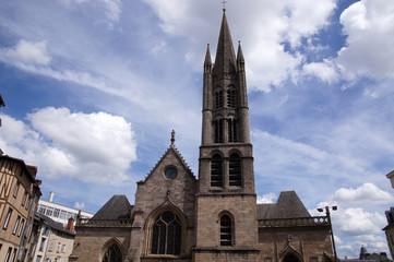 église Saint Pierre du Queyroix à Limoges