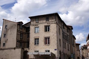 Dans les rues de Limoges