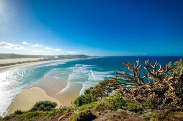 Wonderful Bay on Fraser Island
