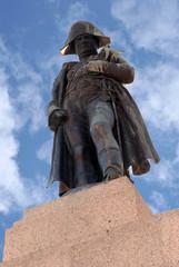 Statue de Napoléon place d'Austerlitz