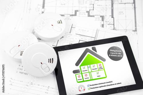 plan installation DAAF tablette 2 - 70176695