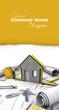 Home building process b customizable