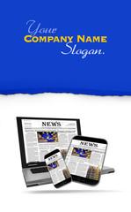 Internet news b customizable