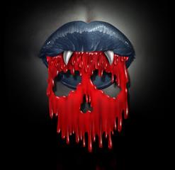 Vampire Blood Concept