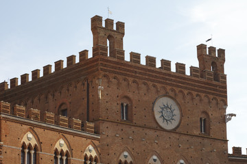 Tower of Sienna Palace
