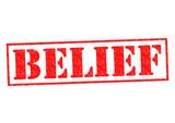BELIEF poster