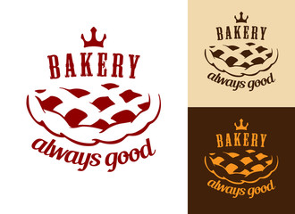 Bakery food symbol