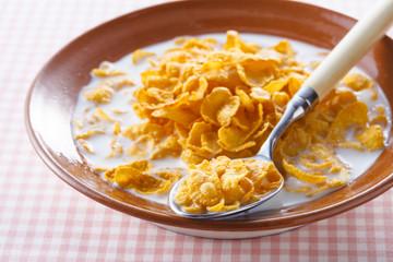 コーンフレーク Cornflakes Cereal
