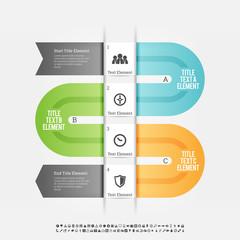Crease Progress Infographic