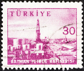 Batman Oil refinery (Turkey 1959)