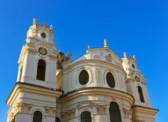 Cathedral in Salzburg Austria