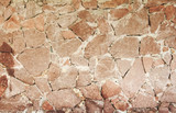 close up stone wall texture