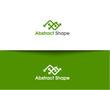 Zdjęcia na płótnie, fototapety, obrazy : Abstract Shape web Icons and vector logo