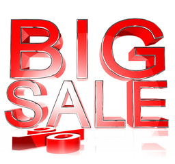 Red  big sale