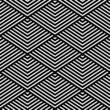 Seamless geometric texture. - 70188248