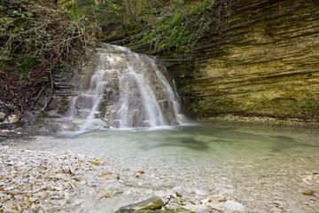 Cascata di Rio Freddo - Monte Cucco