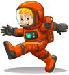 An astronaut - 70190833