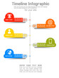 TIMELINE INFOGRAPHIC NEW STYLE 4