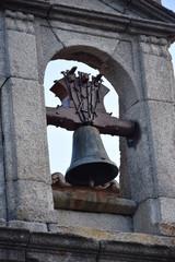 Campana ermita Cristo del Caloco
