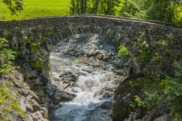 Steinbrücke bei Engelberg