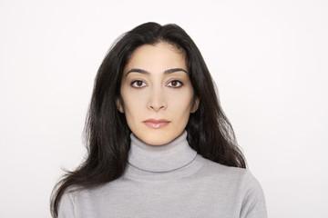 Junge Frau, Portrait