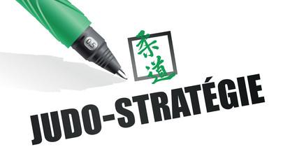 judo stratégie