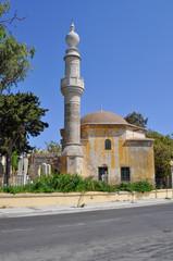 Antica moschea
