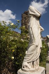 Headless Ancient Roman Statue