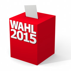 Wahlurne 2015