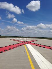 Flughafen BER Landebahn