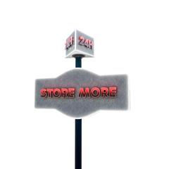 self storage sign