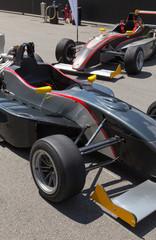 Formel Rennwagen