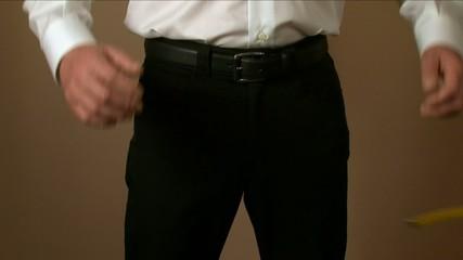 Tailor Hips Measuring