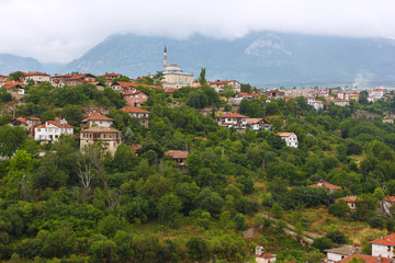 Beautiful View of Safranbolu in Turkey