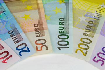 Euro Banknoten