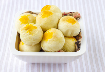 Chinese pastry or Traditional Thai cake