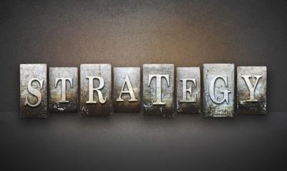 Strategy Letterpress