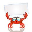 Funny crab - 70206626