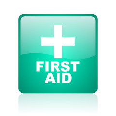 first aid internet icon