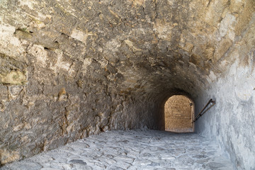 Baba Vida Fortress inside