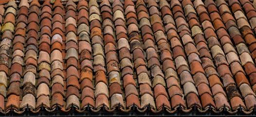 Tegole sul tetto