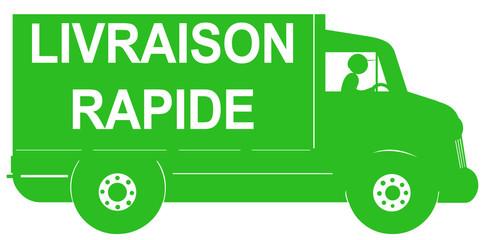 camion livraison rapide