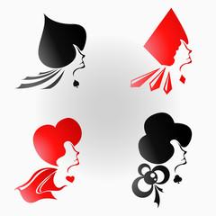 Queen Of Card