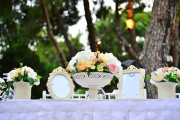 Marriage wedding christening life event