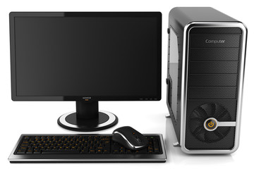 Modern home desktop PC