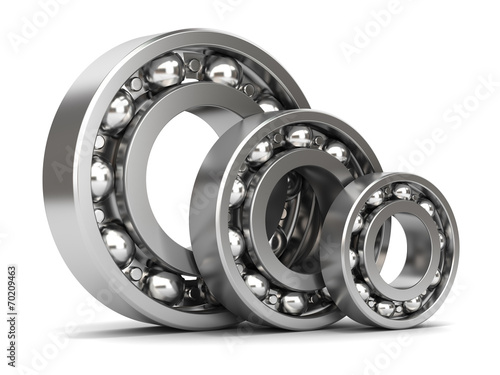 Group of bearings isolated - 70209463