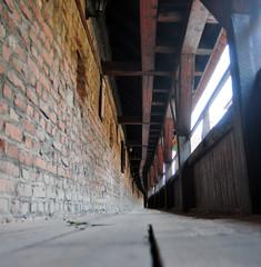 the wall on cetatii street
